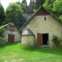 Old renovated shepherds dwelling